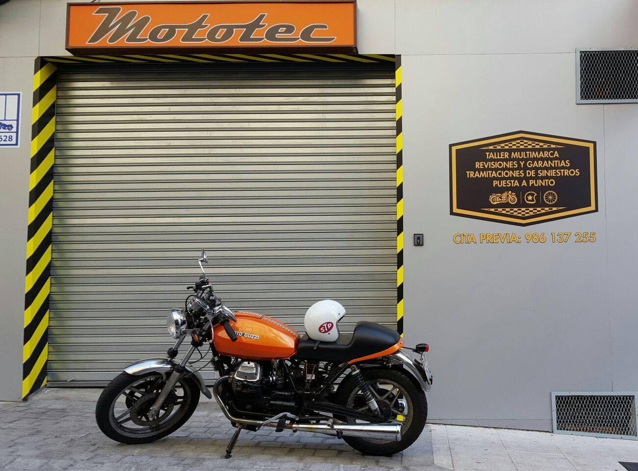 Mototec tu taller de motos - Fachadas de talleres ...